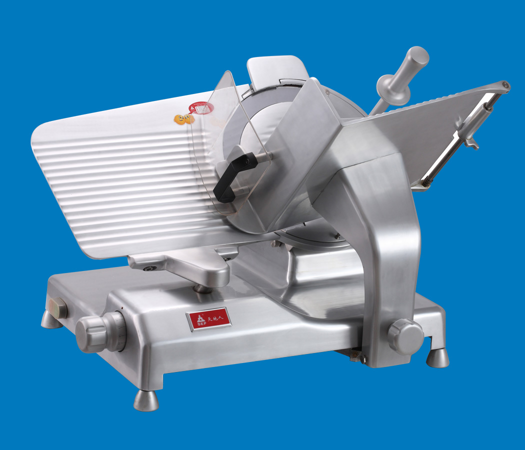 SS-350F Semi Automatic Slicer ( Deluxe Model )