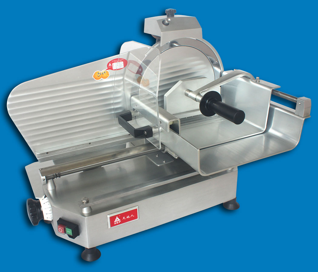 SS-250V vertical manual slicer