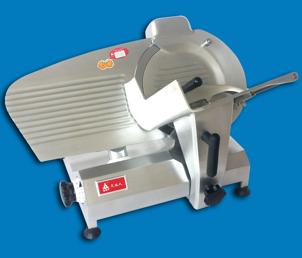 SS-250 deluxe manual slicer