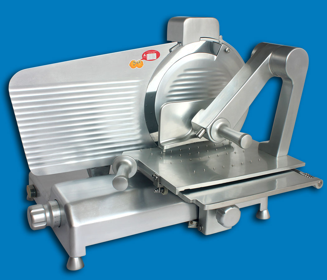 SS-370V4 vertical manual slicer